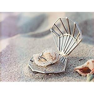 51y19UchBfL._SS300_ Best Seashell Wedding Decorations