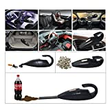 Portable Car Wet and Dry Vacuum Cleaner -12V High Power Handheld Cleaning Tool