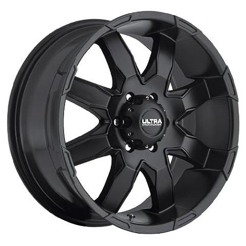 Ultra Wheel 225SB Phantom Satin Black Wheel (17x8