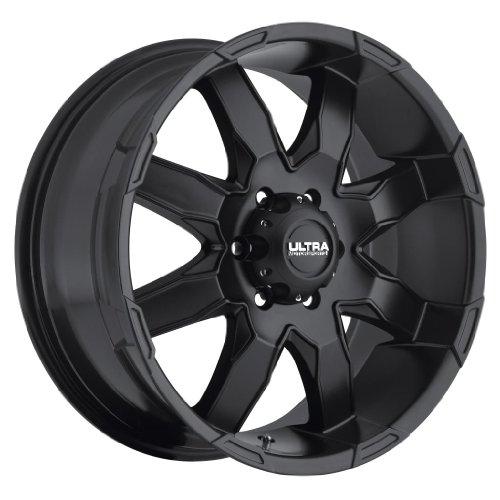 Ultra Wheel 225SB Phantom Satin Black Wheel (18x9