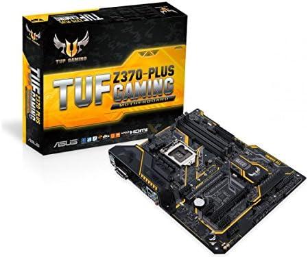 comparatif carte mere z370 Asus TUF Z370 PLUS GAMING Carte Mère Intel Socket 1151: Amazon.fr