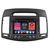 Autosion In Dash Android 6.0 Car DVD Player Sat Nav Radio Head Unit GPS Navigation Stereo for Hyundai Avante Elantra 2007 2008 2009 2010 2011 Support Bluetooth SD USB Radio OBD WIFI DVR 1080P