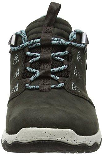 Black Lux Femme Noir Randonnée de W's Chaussures Teva Arrowood WP Basses Olive Noir ngWP5HB
