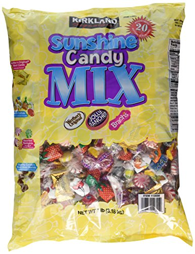Kirkland Signature Sunshine Candy Candy Mix Bag - 7 Pounds Value Bag -