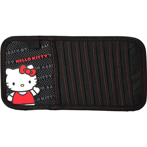 "Plasticolor 006290R01 Hello Kitty ""Core"" CD/DVD Visor Organizer"