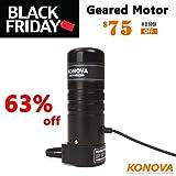 Konova Geared Motor 100:1