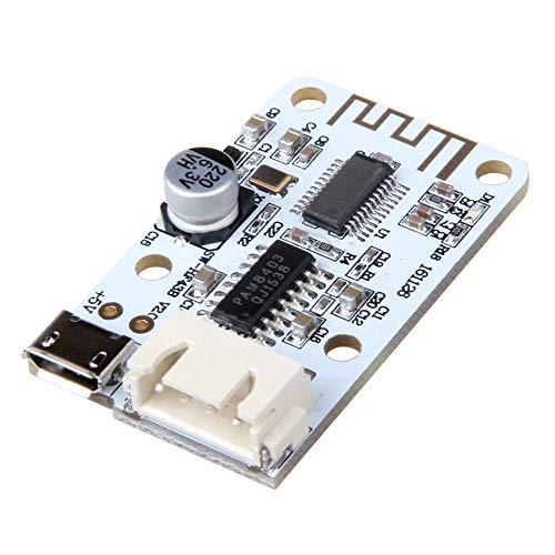 Festnight Digital Amplifier Board Module Micro USB DC 5V Bluetooth Audio Receiver 2 * 3W