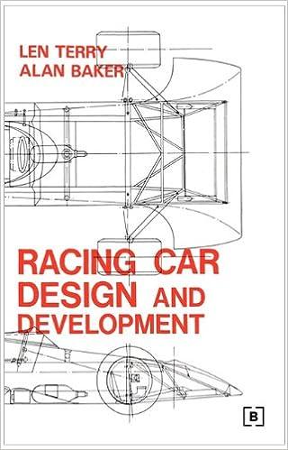 Racing Car Design and Development