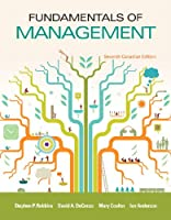 Fundamentals of Management, 7th Canadian Edition Front Cover