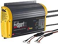 ProMariner 43012 ProSport 12 12 Amp, 12/24 Volt, 2 Bank Generation 3 Battery Charger