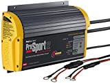 ProMariner 43012 ProSport 12 12 Amp, 12/24 Volt, 2 Bank Generation 3 Battery