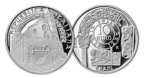 Italien Italien Von Arts Serie Trani Cathedral Silber Beweis