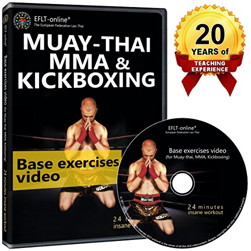 Kickboxing DVD Workout - Womens Cardio Fitness Videos - Exercise for Men...