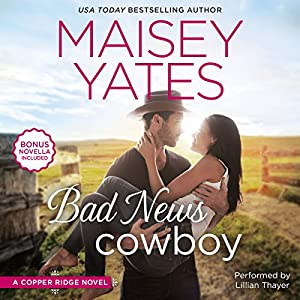 Bad News Cowboy Audiobook