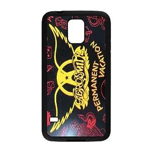 YUAHS(TM) Custom Phone Case for SamSung Galaxy S5 I9600 with Aerosmith YAS934415