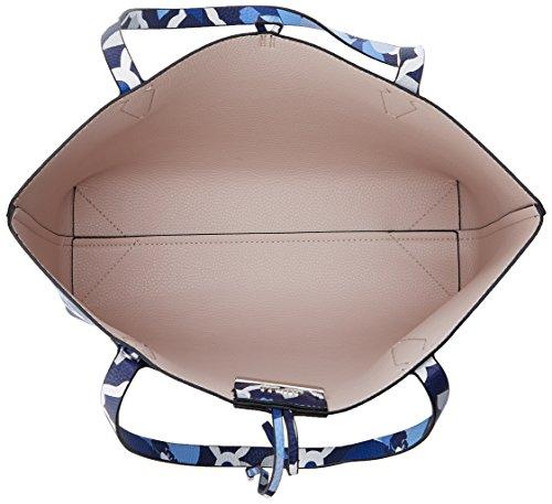 5 5x27x42 Guess x Multicolour Bags Shoulder 12 H L Bag cm Hobo Floralstone Women��s Blue W q1waqvA
