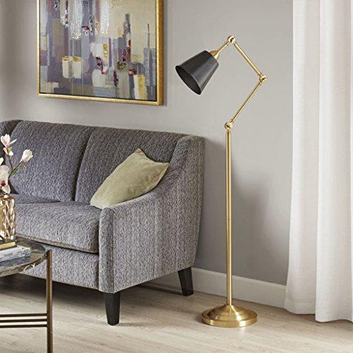 Floor Lamp Black/Gold See Below (Brook Floor)