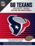 NFL Houston Texans Activity Book/Red/Blue/One Size