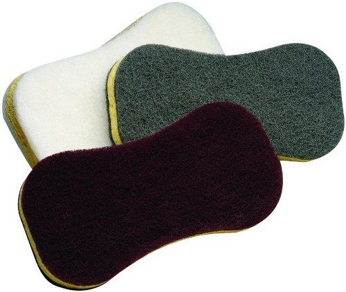 Scotch-Brite(TM) General Purpose Scuff Sponge 07441 (Pack of 10) by Cubitron