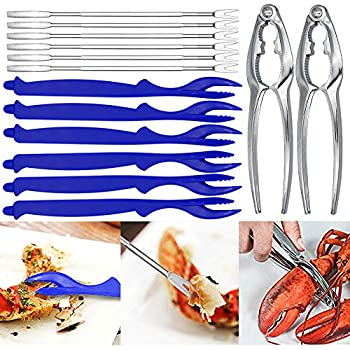 Amazon.com: Norpro Seafood Serving Set: Seafood Tools