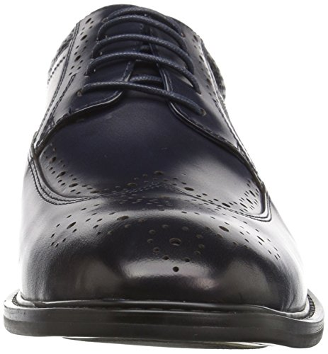 Zanzara Mens Cesar Oxford Navy