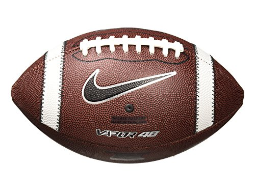 Nike Spiral - Nike Vapor 48 Official Football, Leather, Size 9 Official