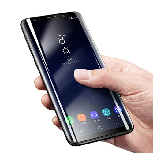 Sunfei Front+Back Ultra Thin Clear TPU Screen Protector Film For Samsung Galaxy S9/ Samsung Galaxy S9 Plus (6.2inch) by Sunfei (Image #7)