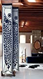 Flber Japanese Door Curtain Japan Noren Kitchen Curtain Indigo Wall Tapestry Drapes,80'x 16' (80'x 16')