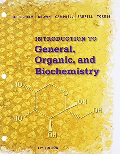 Bundle: Introduction to General, Organic and Biochemistry, 11th + OWLv2, 4 terms (24 months) Printed Access Card (Introduction To General Organic And Biochemistry 11th Edition)