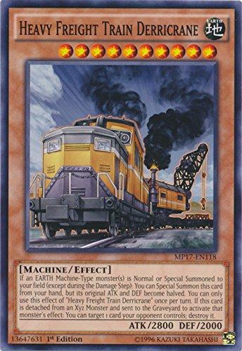 Heavy Tin (Heavy Freight Train Derricrane - MP17-EN118 - Common - 1st Edition - 2017 Mega-Tin Mega Pack (1st Edition))
