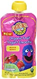 Image of Earth's Best Smoothie Mixed Berry, 4.2-Ounce (Pack of 12)