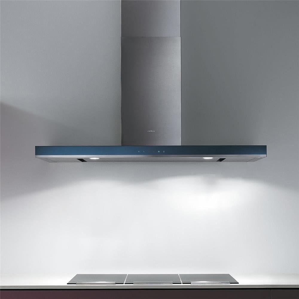 Extractor de pared para cocina Elica HORIZONTE EDS 120 cm: Amazon.es: Bricolaje y herramientas