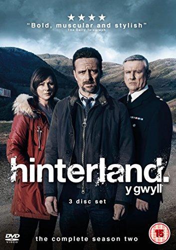 Hinterland Season 2 (Y Gwyll) [DVD] [Region2] Requires a Multi Region Player