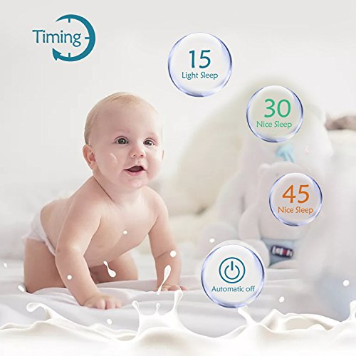 Three Sheep Baby Sound Machine With Voice Recording And