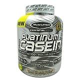 MuscleTech Essential Series 100% Platinum Casein - Cookies and Cream - 3.96 lbs (1.8 kg)