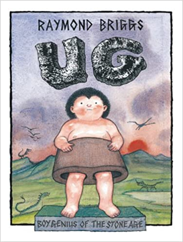 Image result for ug boy genius of the stone age