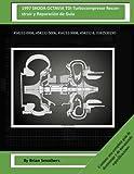 1997 SKODA OCTAVIA TDI Turbocompresor  Reconstruir y Reparación de Guía: 454232-0006, 454232-5006, 454232-9006, 454232-6, 038253019D