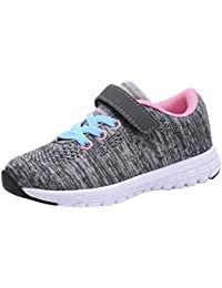 Toddler's Lightweight Sneakers Boys and Girls Cute Casual...