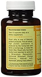 Durham\'s Royal Jelly 500 mg (120 capsules)