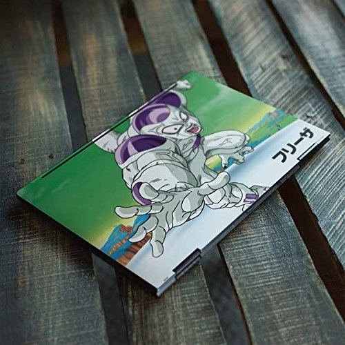 Skinit Dragon Ball Z Envy x360 13z (2018) Skin - Frieza Power Punch Design - Ultra Thin, Lightweight Vinyl Decal Protection by Skinit (Image #3)
