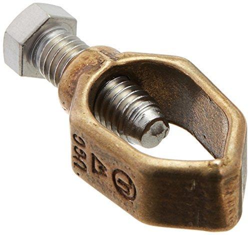 Halex 35999 1/2-Inch Ground Clamp Rod by Halex