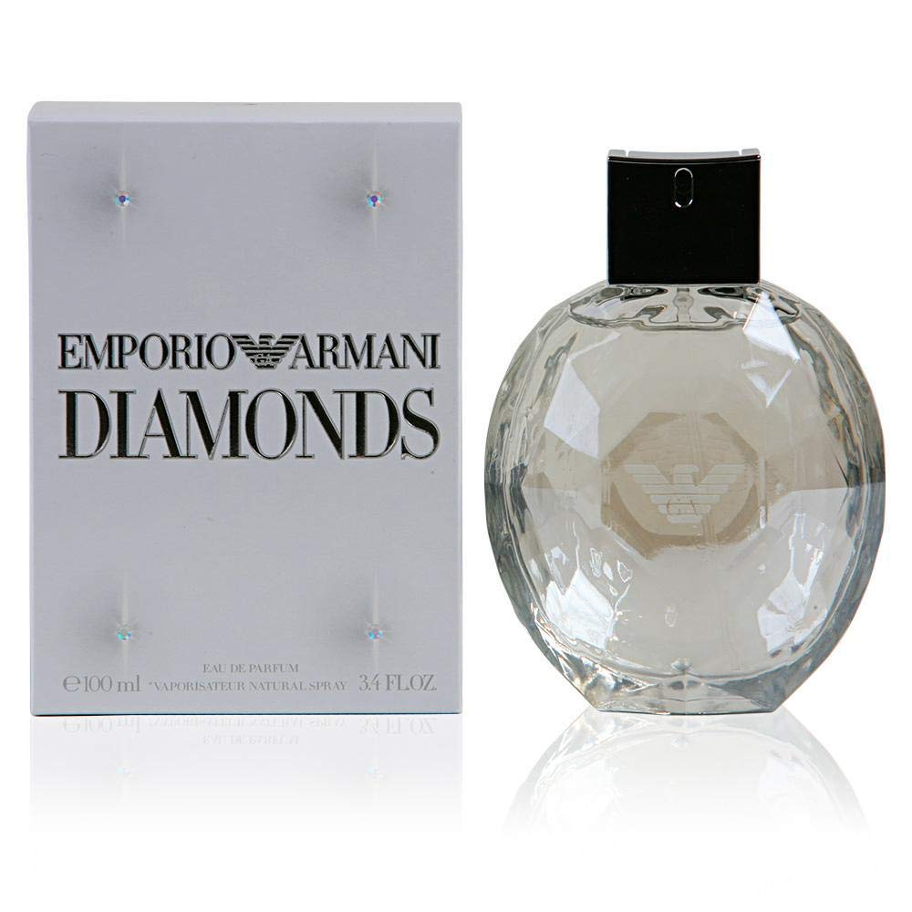 e673b521860 Emporio Armani Diamonds Eau de Parfum spray for Women 100 ml  Giorgio Armani   Amazon.co.uk  Beauty