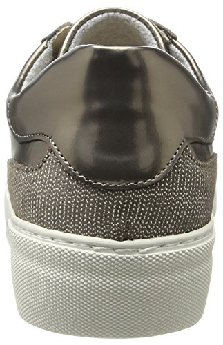70714193502310 Braun Sneaker Femme brown Basses Combi O'polo Marc HEzqRR