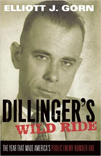 Image result for dillinger's wild ride