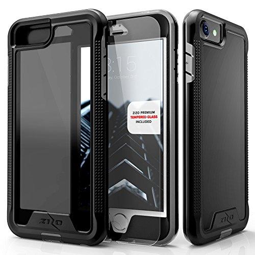 iPhone Zizo Screen Protector Military