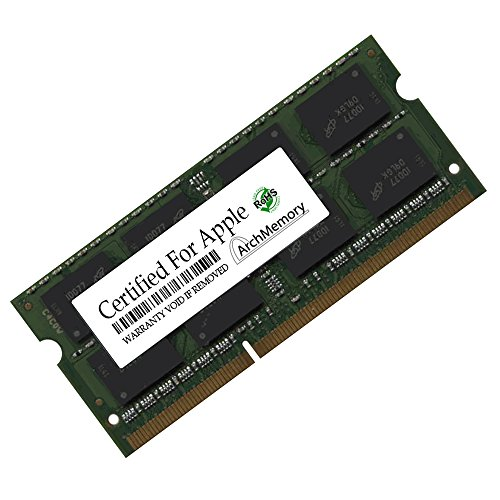 - Arch Memory Replacement for Apple 4GB 204-Pin DDR3 So-dimm RAM for MacBook Pro Intel Core 2 Duo Mid 2009 Models MB990LL/A MB991LL/A MC118LL/A MB985LL/A MB986LL/A