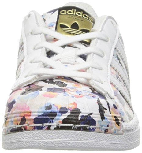 adidas Basses Originals Mixte C77154 33 Originals Enfant EU Superstar Rose IxxA1Fqr