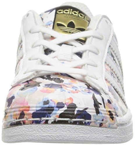 adidas Basses Originals Mixte C77154 33 Originals Enfant EU Superstar Rose IxxA1Fqr