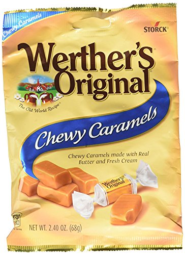 Werther's Original Chewy Caramels (2.40 Oz. - 3 Pack)