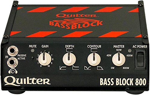 Quilter Labs Bass Block 800 800W Bass Amp Head